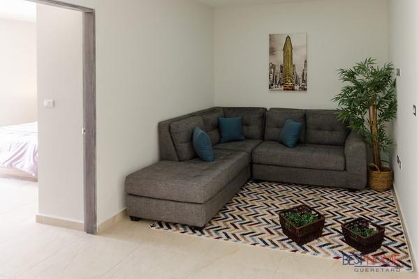 Foto de departamento en venta en  , desarrollo habitacional zibata, el marqués, querétaro, 14035809 No. 21