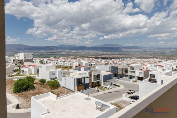 Foto de departamento en venta en  , desarrollo habitacional zibata, el marqués, querétaro, 14035809 No. 25