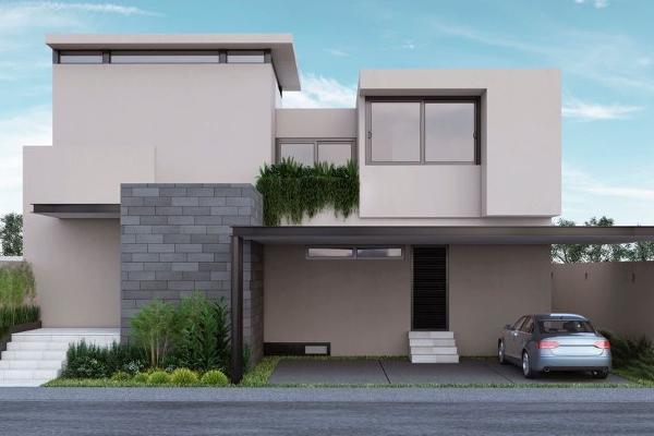 Foto de casa en venta en  , desarrollo habitacional zibata, el marqués, querétaro, 14035819 No. 01