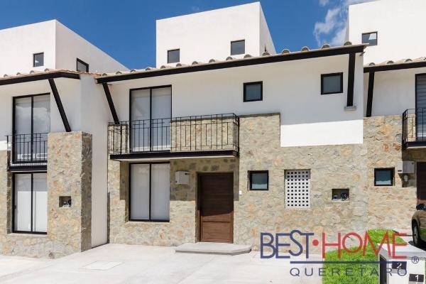 Foto de casa en venta en  , desarrollo habitacional zibata, el marqués, querétaro, 14035823 No. 01