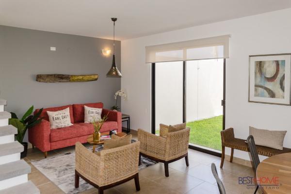Foto de casa en venta en  , desarrollo habitacional zibata, el marqués, querétaro, 14035823 No. 02