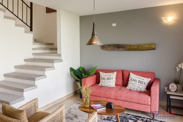 Foto de casa en venta en  , desarrollo habitacional zibata, el marqués, querétaro, 14035823 No. 03