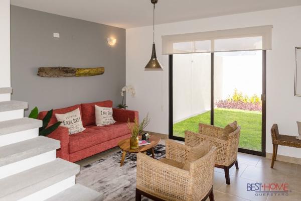 Foto de casa en venta en  , desarrollo habitacional zibata, el marqués, querétaro, 14035823 No. 04