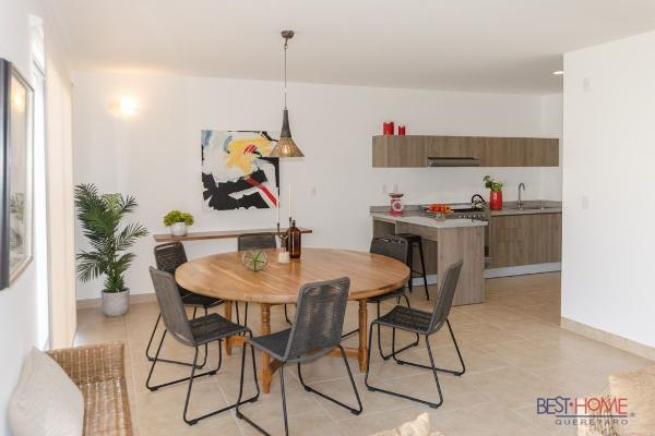 Foto de casa en venta en  , desarrollo habitacional zibata, el marqués, querétaro, 14035823 No. 08