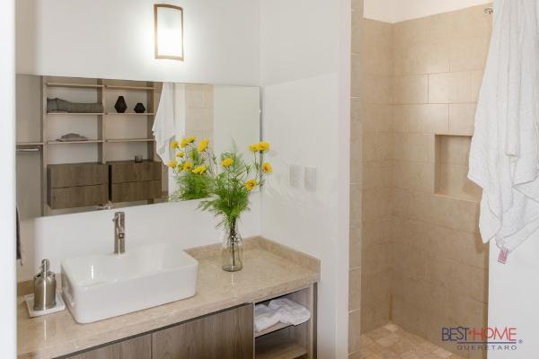 Foto de casa en venta en  , desarrollo habitacional zibata, el marqués, querétaro, 14035823 No. 13