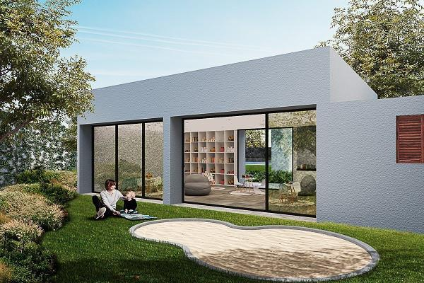 Foto de casa en venta en  , desarrollo habitacional zibata, el marqués, querétaro, 14035831 No. 09