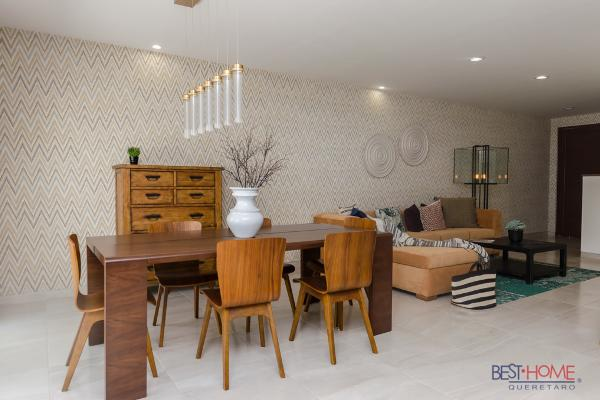 Foto de casa en venta en  , desarrollo habitacional zibata, el marqués, querétaro, 14035835 No. 08