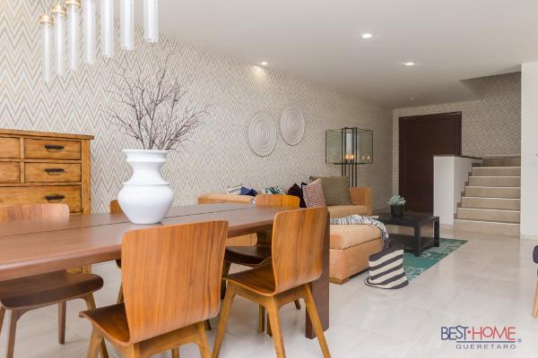 Foto de casa en venta en  , desarrollo habitacional zibata, el marqués, querétaro, 14035835 No. 09