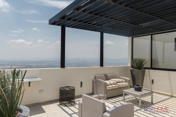 Foto de casa en venta en  , desarrollo habitacional zibata, el marqués, querétaro, 14035835 No. 26