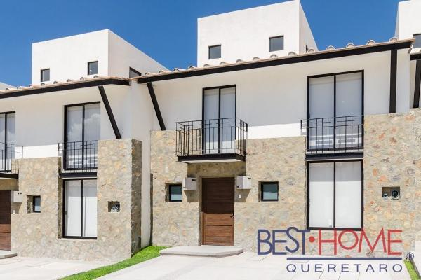 Foto de casa en venta en  , desarrollo habitacional zibata, el marqués, querétaro, 14035843 No. 01