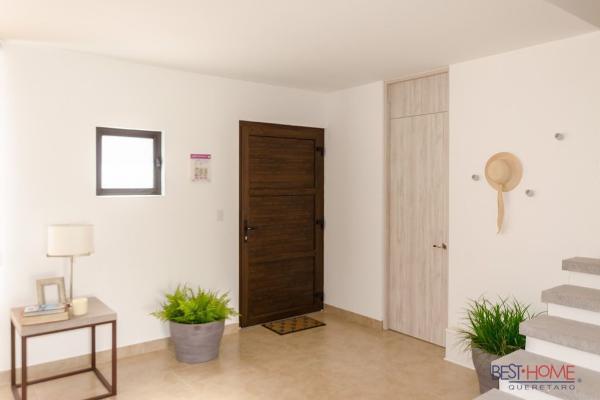 Foto de casa en venta en  , desarrollo habitacional zibata, el marqués, querétaro, 14035843 No. 04