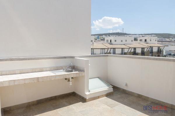 Foto de casa en venta en  , desarrollo habitacional zibata, el marqués, querétaro, 14035843 No. 25