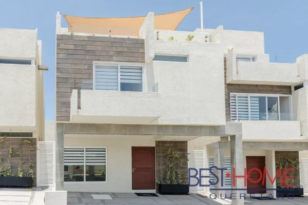 Foto de casa en venta en  , desarrollo habitacional zibata, el marqués, querétaro, 14035851 No. 01