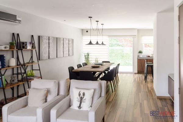 Foto de casa en venta en  , desarrollo habitacional zibata, el marqués, querétaro, 14035851 No. 02