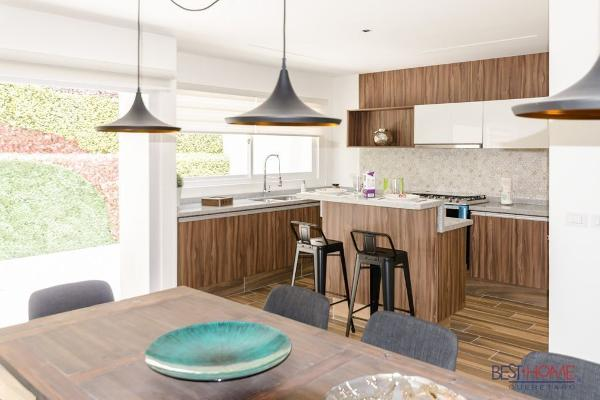 Foto de casa en venta en  , desarrollo habitacional zibata, el marqués, querétaro, 14035851 No. 08