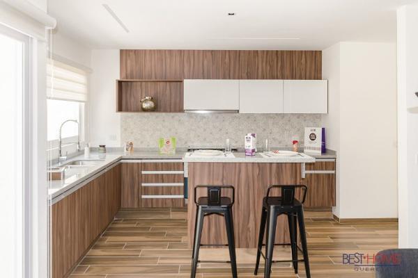 Foto de casa en venta en  , desarrollo habitacional zibata, el marqués, querétaro, 14035851 No. 09