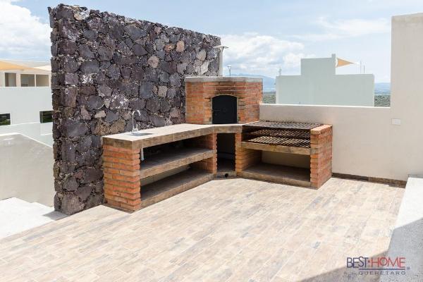 Foto de casa en venta en  , desarrollo habitacional zibata, el marqués, querétaro, 14035851 No. 33