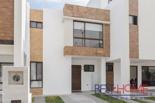 Foto de casa en venta en  , desarrollo habitacional zibata, el marqués, querétaro, 14035867 No. 01