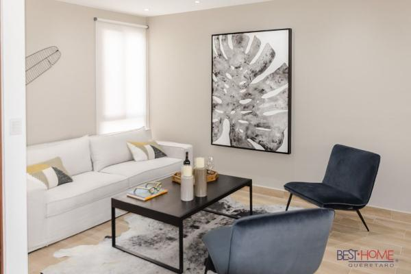 Foto de casa en venta en  , desarrollo habitacional zibata, el marqués, querétaro, 14035867 No. 03