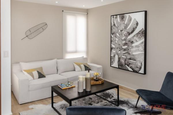 Foto de casa en venta en  , desarrollo habitacional zibata, el marqués, querétaro, 14035867 No. 04