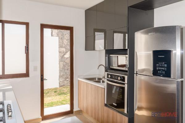 Foto de casa en venta en  , desarrollo habitacional zibata, el marqués, querétaro, 14035867 No. 08