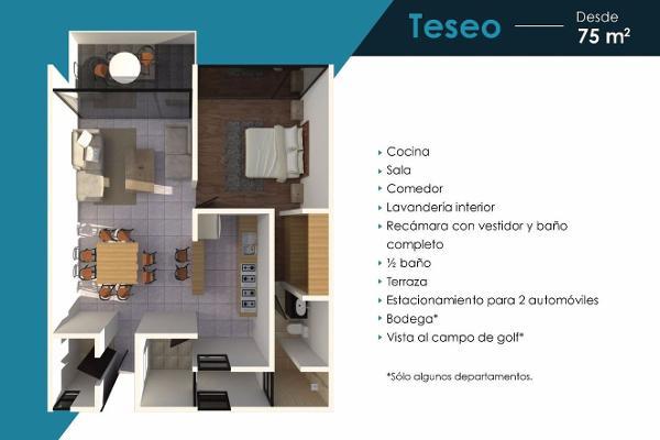 Foto de departamento en venta en  , desarrollo habitacional zibata, el marqués, querétaro, 3136320 No. 02