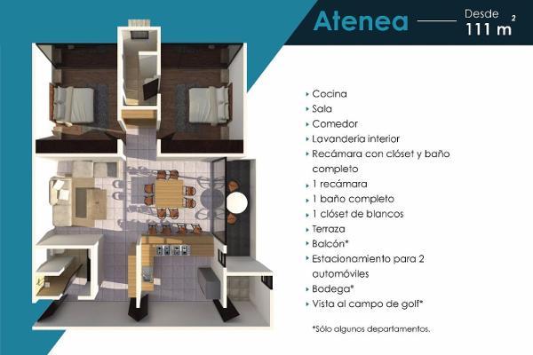 Foto de departamento en venta en  , desarrollo habitacional zibata, el marqués, querétaro, 3136320 No. 03