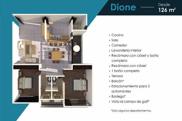 Foto de departamento en venta en  , desarrollo habitacional zibata, el marqués, querétaro, 3136320 No. 04
