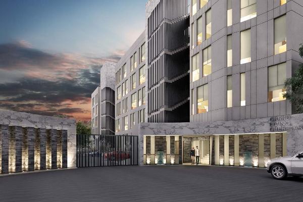 Foto de departamento en venta en  , desarrollo habitacional zibata, el marqués, querétaro, 4664994 No. 02