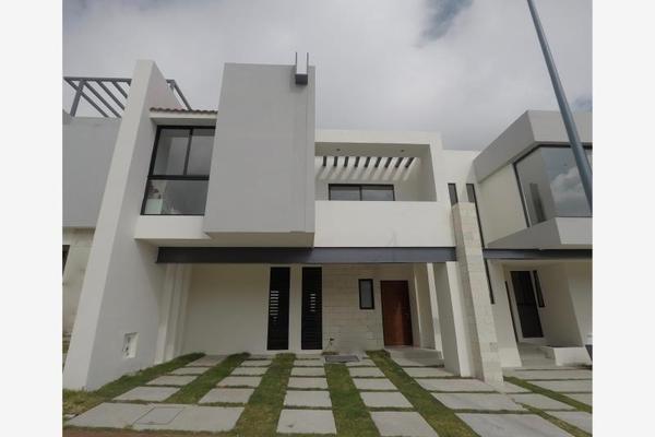 Foto de casa en venta en  , desarrollo habitacional zibata, el marqués, querétaro, 5945792 No. 01