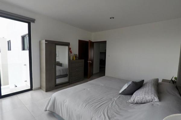 Foto de casa en venta en  , desarrollo habitacional zibata, el marqués, querétaro, 5946898 No. 04