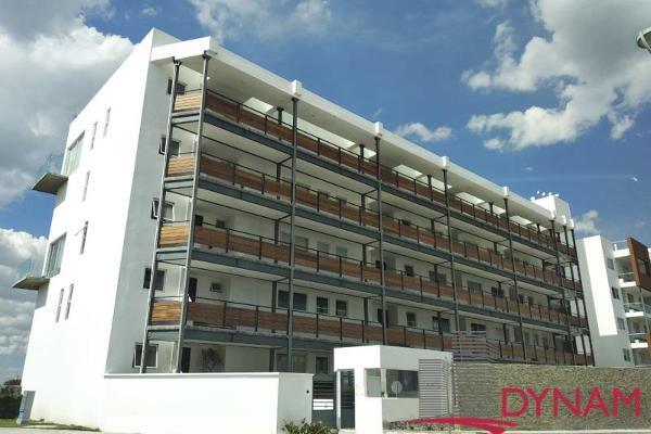 Foto de departamento en venta en  , desarrollo habitacional zibata, el marqués, querétaro, 6196350 No. 01