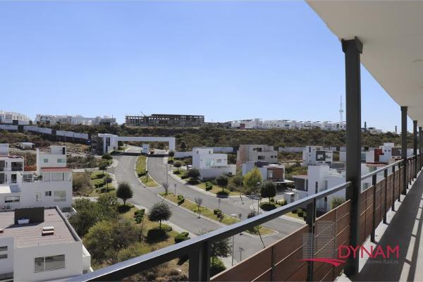 Foto de departamento en venta en  , desarrollo habitacional zibata, el marqués, querétaro, 6196350 No. 04