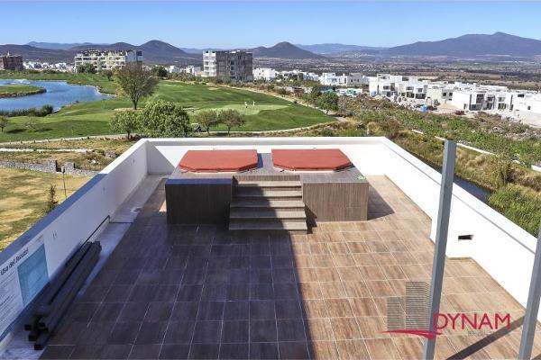 Foto de departamento en venta en  , desarrollo habitacional zibata, el marqués, querétaro, 6196350 No. 18