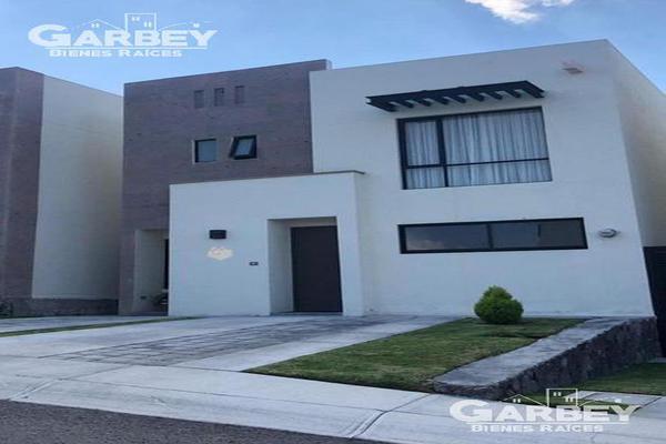 Foto de casa en venta en  , desarrollo habitacional zibata, el marqués, querétaro, 7293018 No. 01