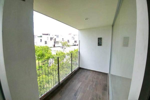Foto de departamento en renta en  , desarrollo habitacional zibata, el marqués, querétaro, 8013567 No. 04