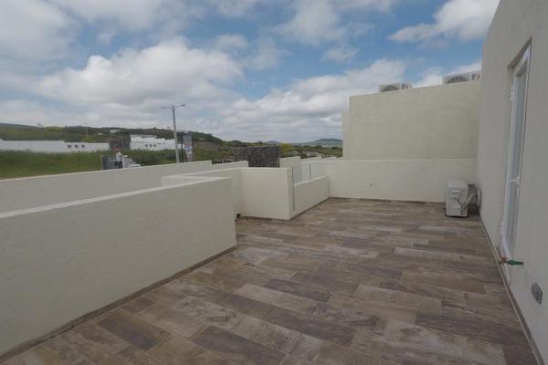 Foto de casa en venta en  , desarrollo habitacional zibata, el marqués, querétaro, 8637212 No. 23