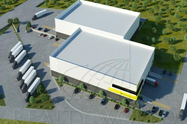 Foto de bodega en venta en  , desarrollo industrial monterrey, santa catarina, nuevo león, 7240096 No. 02