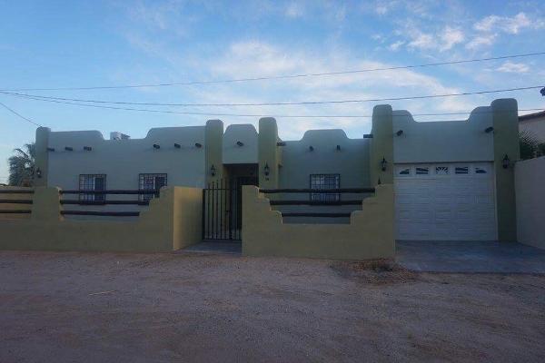 Foto de casa en venta en  , desarrollo turístico el pueblito, puerto peñasco, sonora, 8850226 No. 01