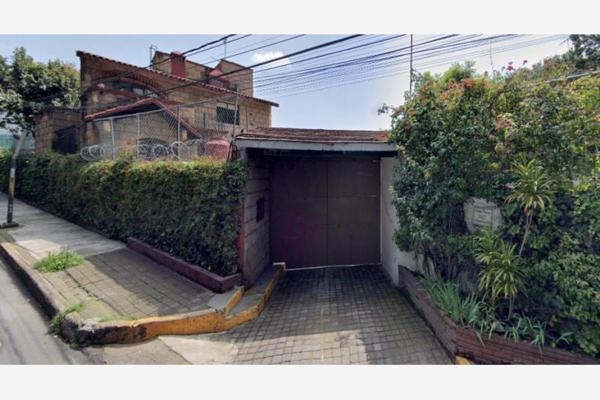 Foto de casa en venta en desierto de los leones 6527, san bartolo ameyalco, álvaro obregón, df / cdmx, 17682738 No. 01