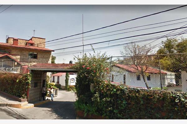 Foto de casa en venta en desierto de los leones 6527, san bartolo ameyalco, álvaro obregón, df / cdmx, 8113772 No. 01