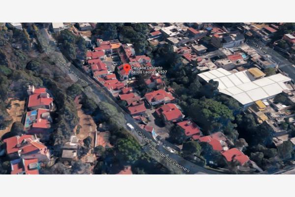 Foto de casa en venta en desierto de los leones 6527, san bartolo ameyalco, álvaro obregón, df / cdmx, 8113772 No. 02