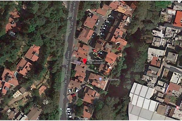 Foto de casa en venta en desierto de los leones 6527, san bartolo ameyalco, álvaro obregón, df / cdmx, 5824915 No. 01