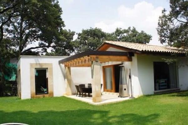 Foto de casa en venta en desierto de los leones , olivar de los padres, álvaro obregón, distrito federal, 3119382 No. 01