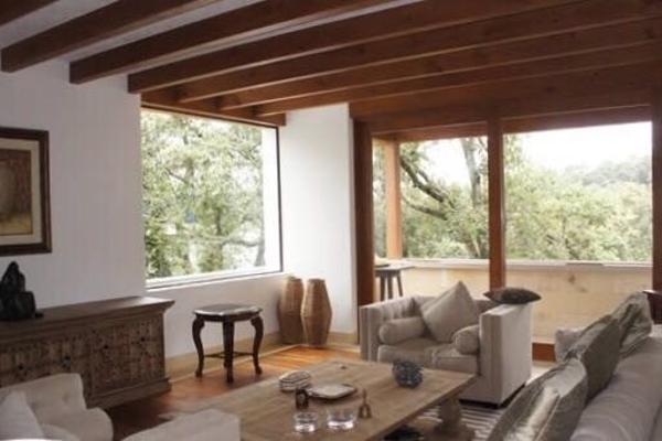 Foto de casa en venta en desierto de los leones , olivar de los padres, álvaro obregón, distrito federal, 3119382 No. 03