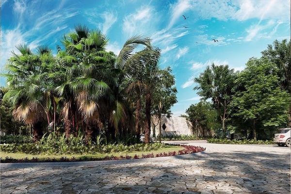 Foto de terreno habitacional en venta en desviación carretera mérida-motul , cholul, mérida, yucatán, 0 No. 09