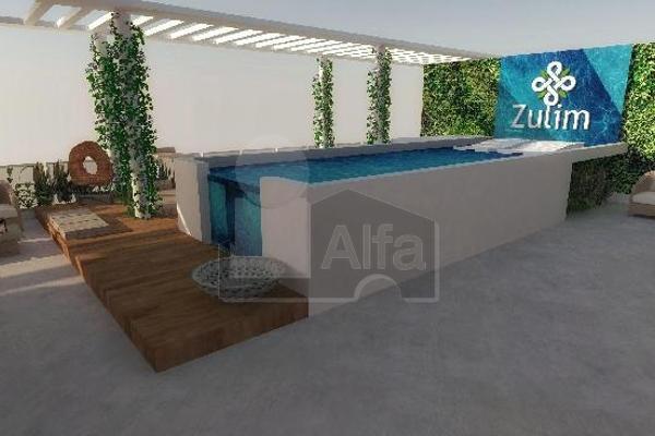 Foto de departamento en venta en diagonal aeropuerto , playa del carmen centro, solidaridad, quintana roo, 5710650 No. 03