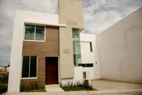 Foto de casa en venta en diagonal del ferrocarril 2809, cholula, san pedro cholula, puebla, 5354242 No. 01