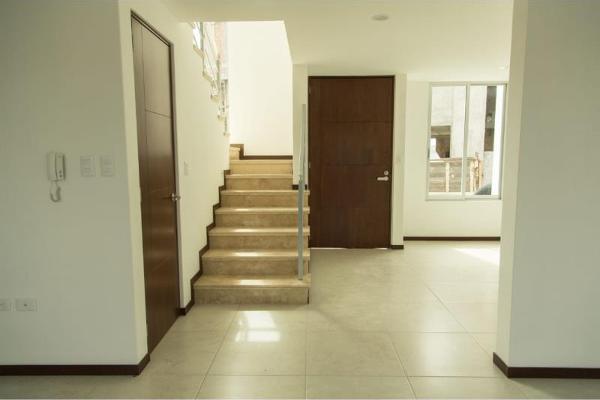 Foto de casa en venta en diagonal del ferrocarril 2809, cholula, san pedro cholula, puebla, 5354242 No. 02
