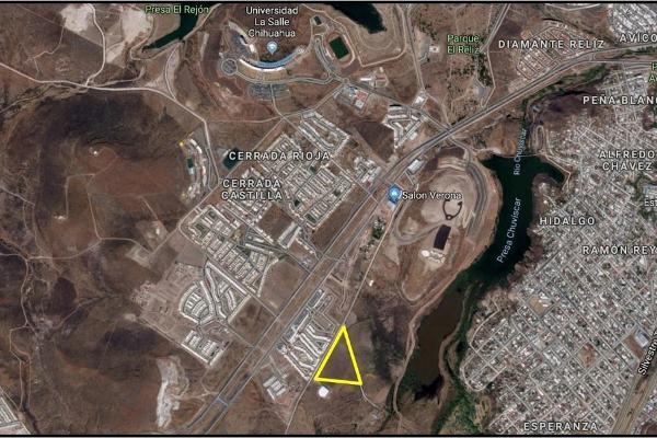 Foto de terreno habitacional en venta en  , diamante reliz, chihuahua, chihuahua, 6132279 No. 01